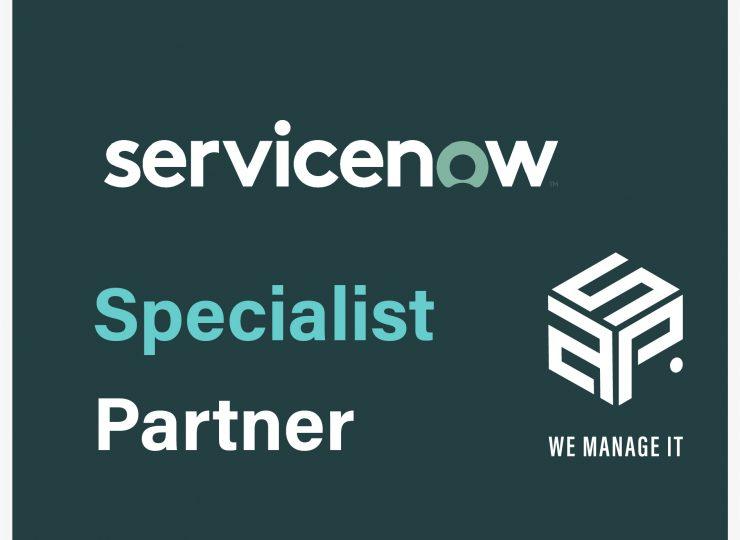 ServiceNow Specialist Partner