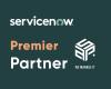 ServiceNow premier partnership