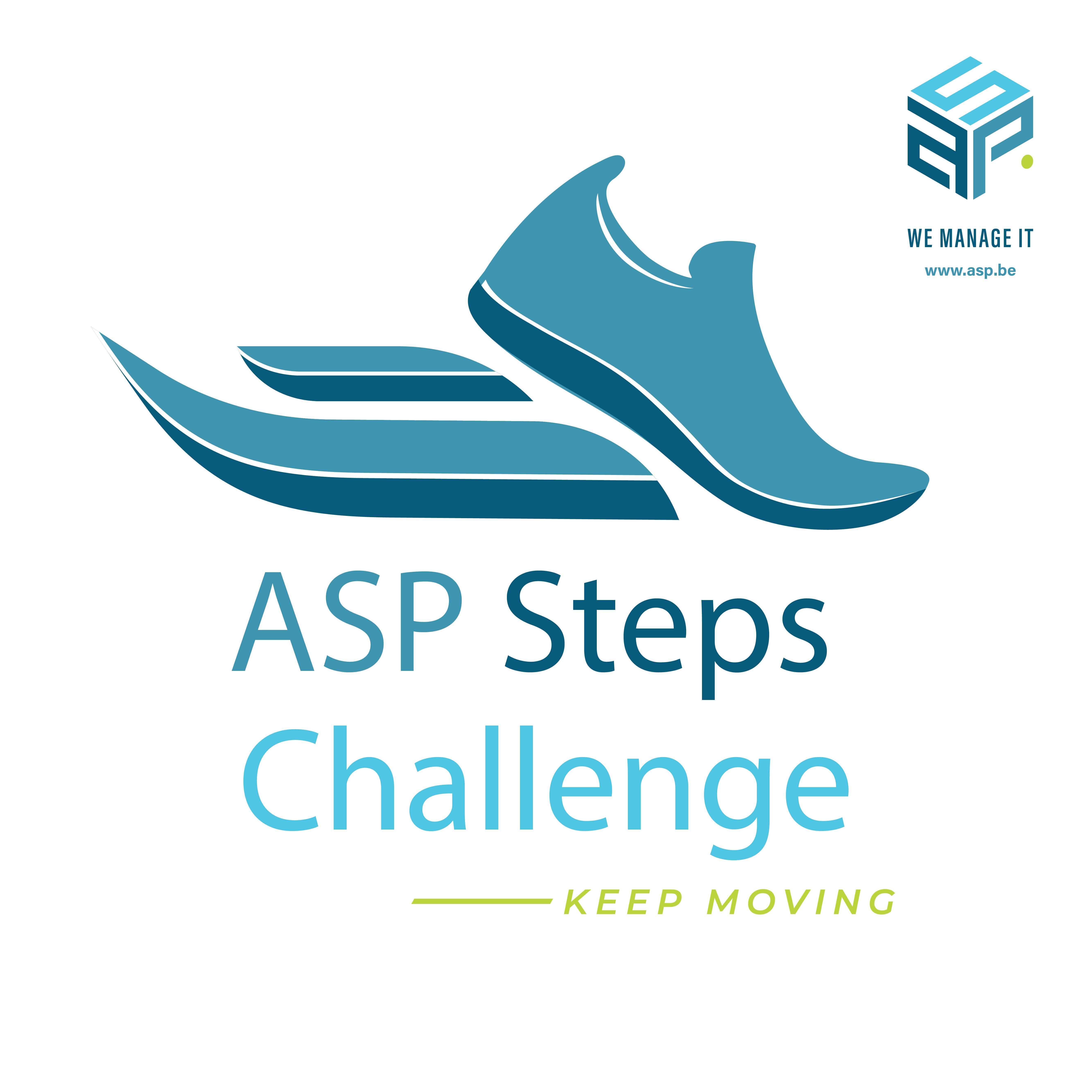 ASP Steps Challenge